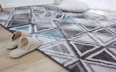 Maintaining Rugs in High Traffic Areas