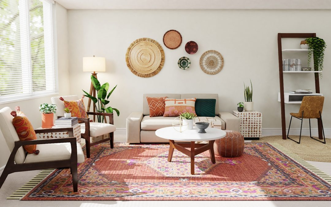 Tips To Choose The Best Size Rug For Your Space